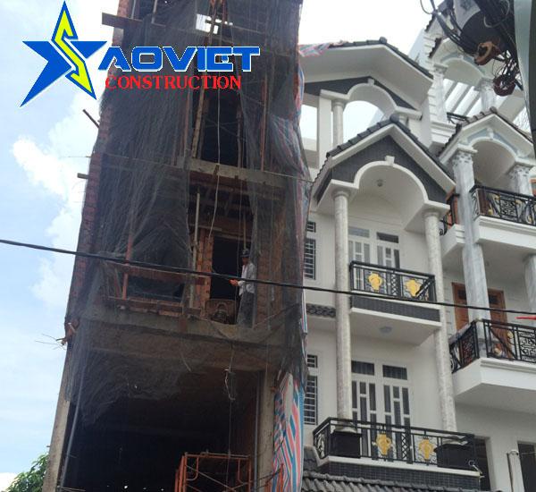 Sửa chữa nhà anh Ngô – Tân Phú