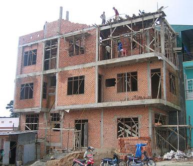 Sửa nhà nâng tầng Anh Liêm – Tân Phú