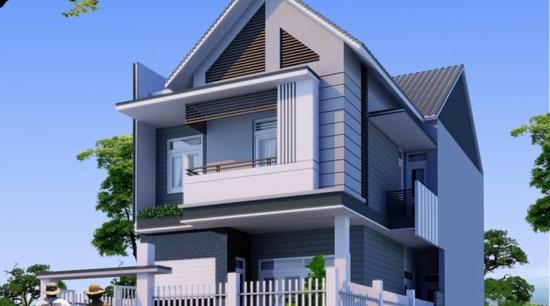xây nhà phố giá rẻ