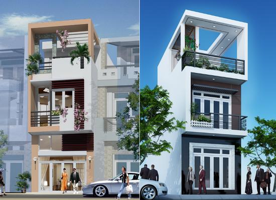 Tại sao nên xây nhà trọn gói 3 tầng?