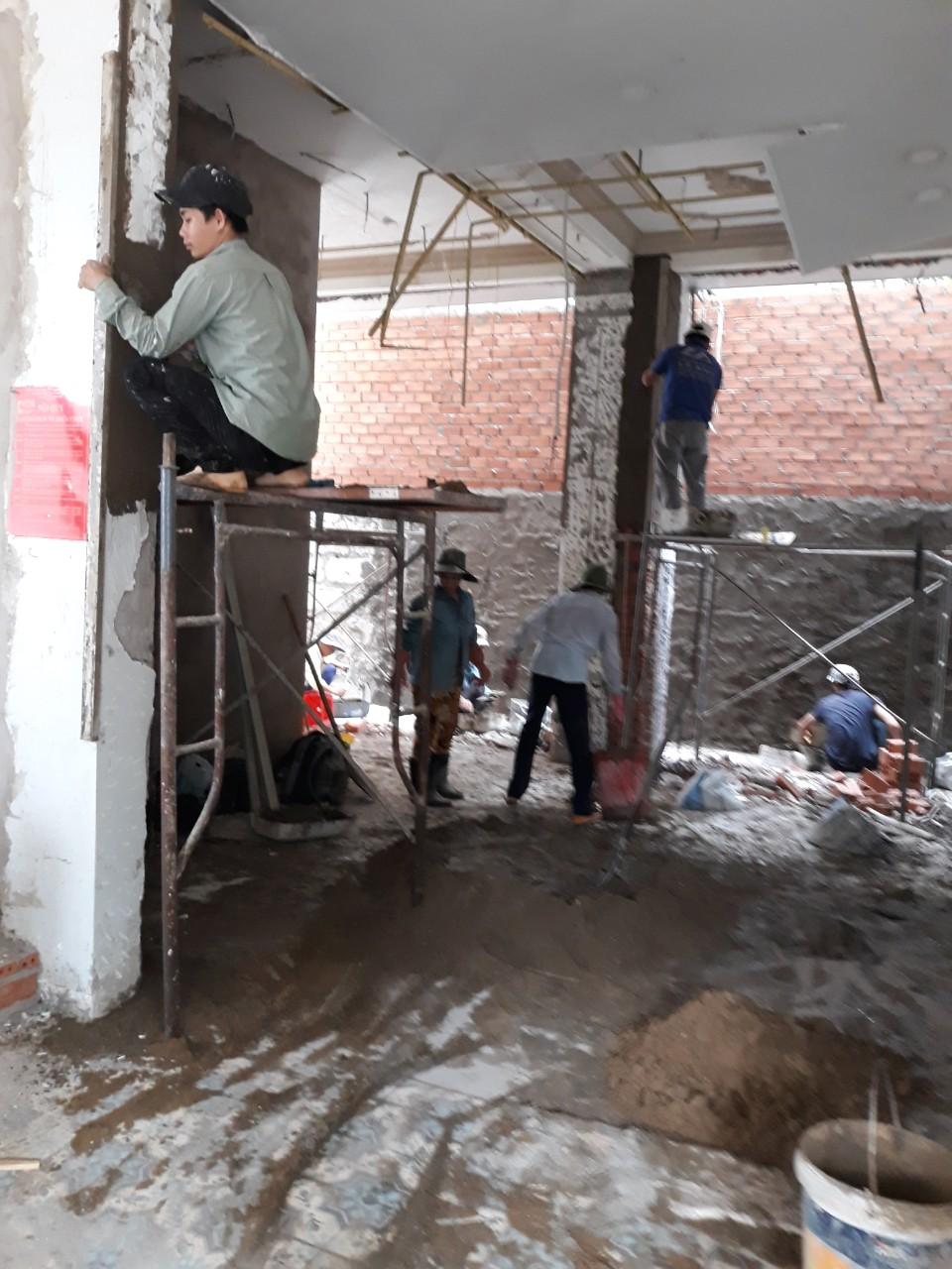 công ty sửa nhà Quận Tân Phú