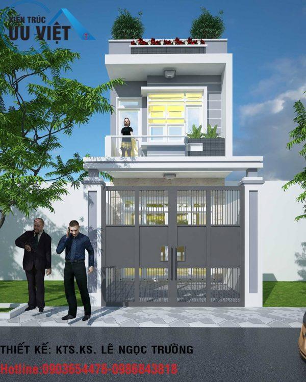 Công ty xây nhà trọn gói uy tín